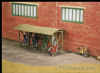 Wills SS23 Bicycle shed & Bicycles
